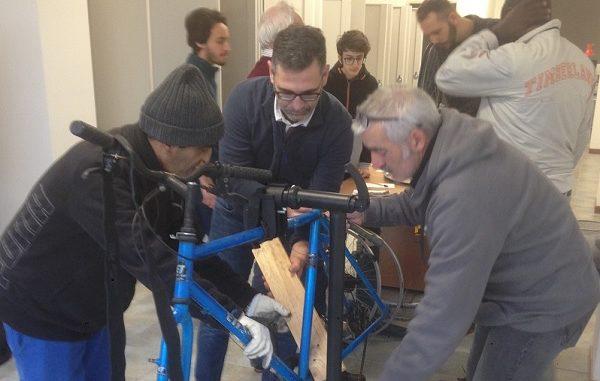 rescaldina bicicletta incontro mobilitasostenibile