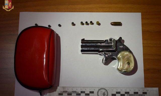 busto cassano armi illegali