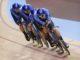 pista azzurri record olimpiadi
