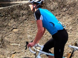 ciclismo dama celeste giri