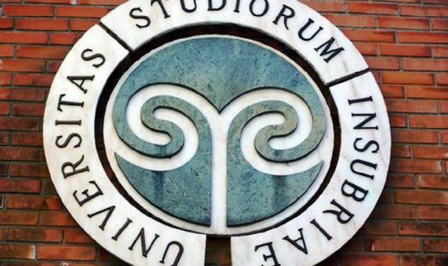 Coronavirus chiusa Università Insubria