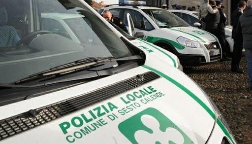 polizia locale sesto calende