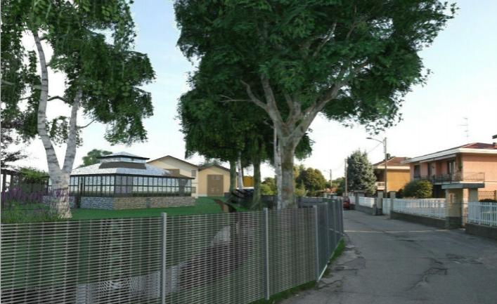Casorate progetto Villaggio Alzheimer
