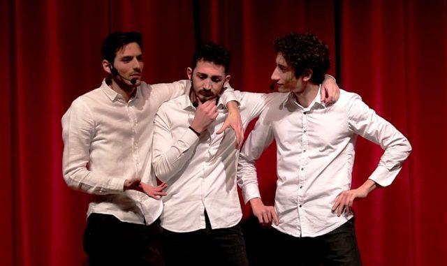 Trio Dischi Volanti Somma