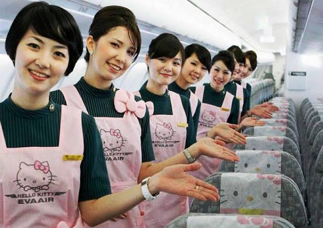 Eva Air Malpensa Taipei