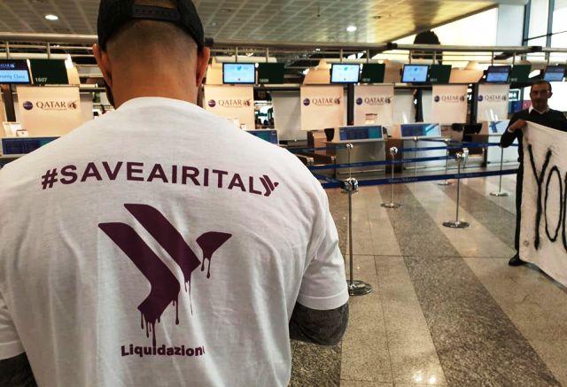 Air Italy licenziamento collettivo