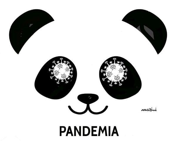 coronavirus pandemia marini
