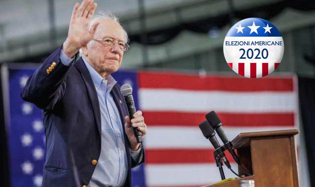 Elezioni americane Sanders ritiro