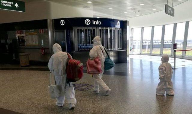 Coronavirus aeroporti linate malpensa