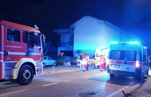 Incidente via Bonicalza Cassano