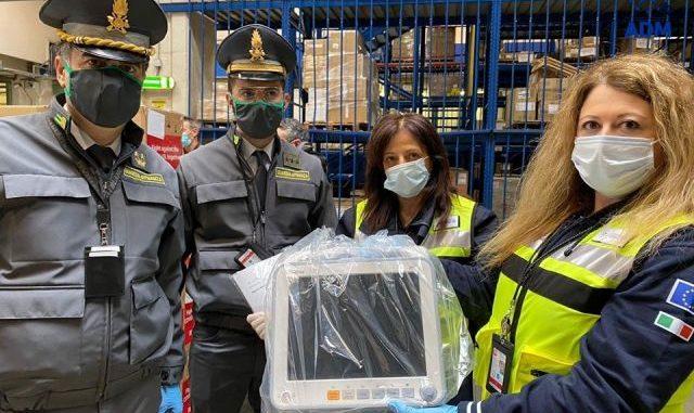 Ospedale Fiera Milano Malpensa