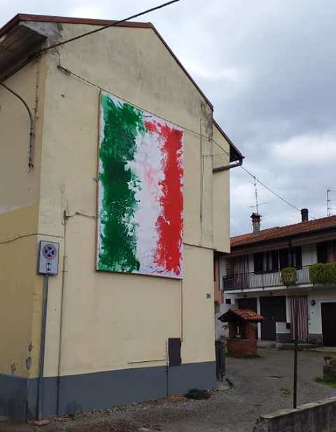 arsago murales tricolore cipolla
