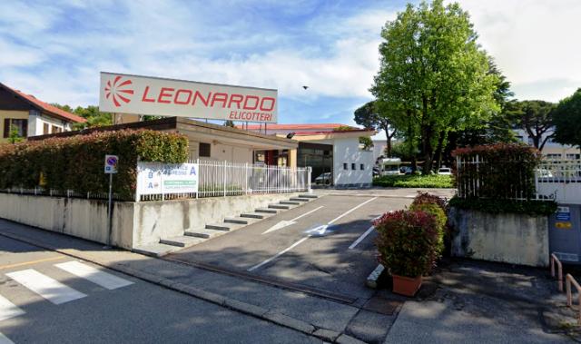 Leonardo Training academy Sesto
