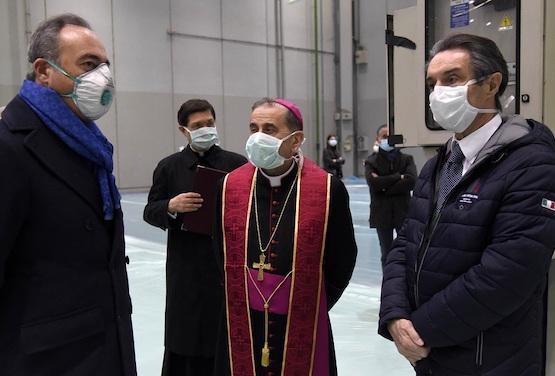 ospedale fiera milano coronavirus