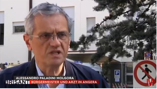 angera quarantena tv tedesca