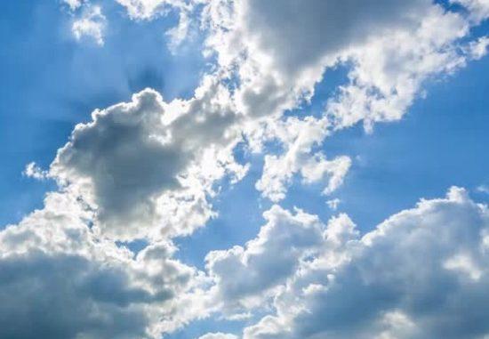 bel tempo lombardia nuvolosità