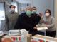busto mascherine cinesi ospedale porfido