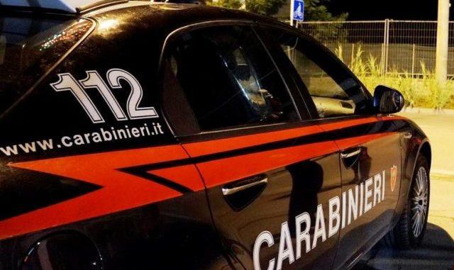 legnano giovane ferito movida carabinieri