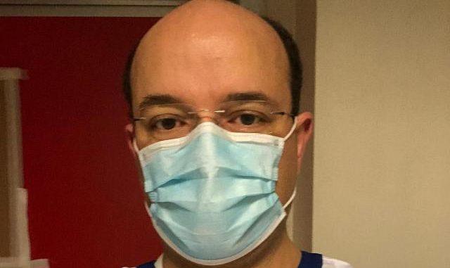 Coronavirus Don Giuseppe Morstabilini