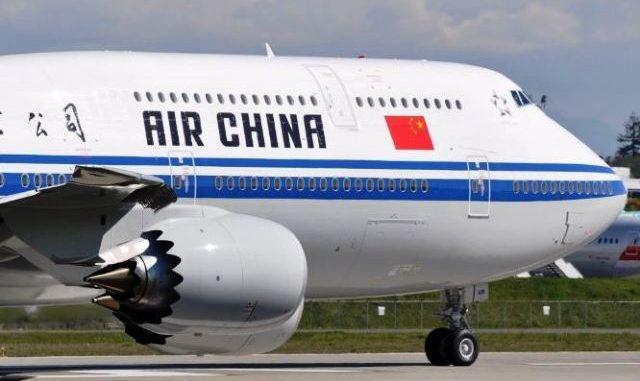 Malpensa aiuti umanitari Cina