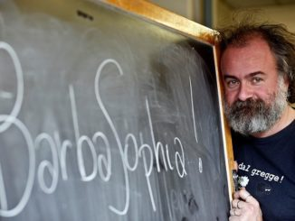 gallarate saudino filosofia barba