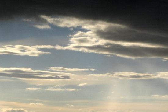 nord italia pressione nubi