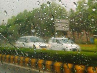 pressione correnti fredde pioggia