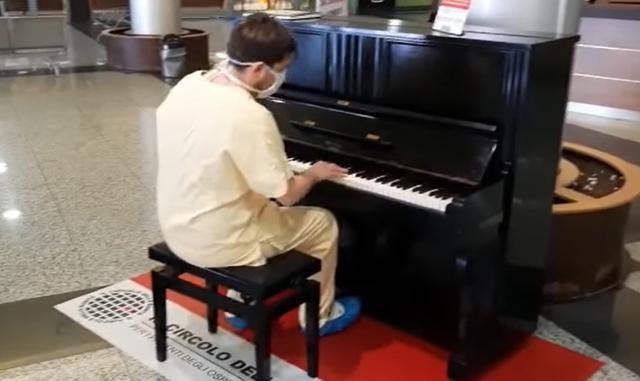varese circolo medico pianista