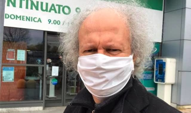 somma pasin mascherina sospesa