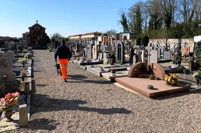 arsago cimitero