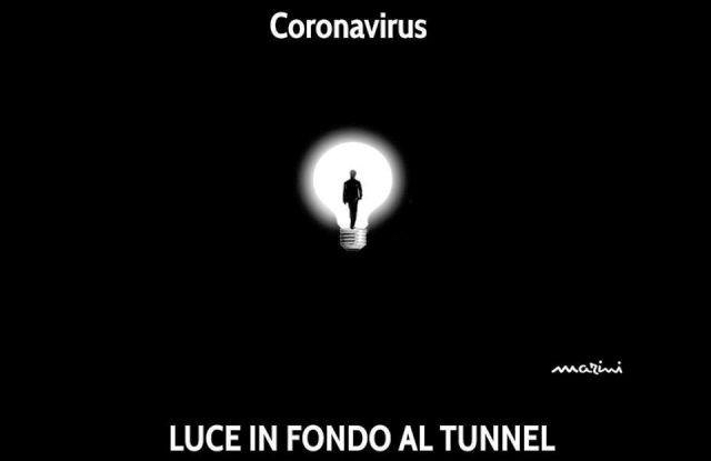 CORONAVIRUS VALERIO MARINI