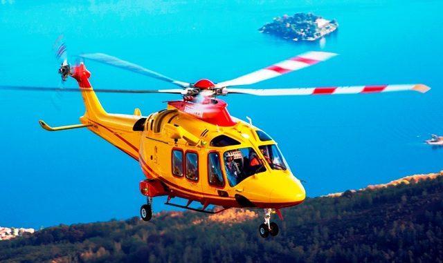 Leonardo AW169 Trauma Hawk