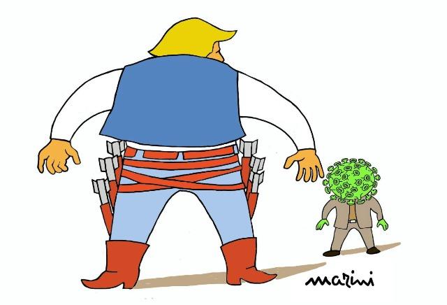 Trump coronavirus usa
