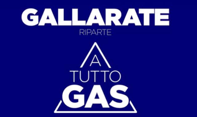 Gallarate a tutto gas