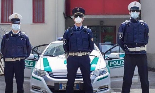 sangiorgiosulegnano canegrate polizia locale