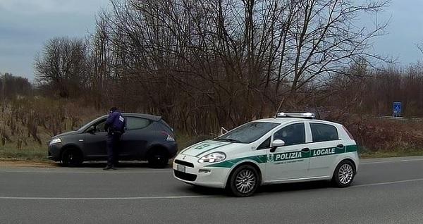 castanoprimo turbigo polizialocale controlli