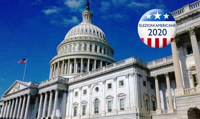 Elezioni americane 2020 Senato
