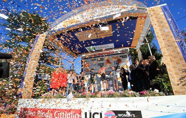 ciclismo trofeo binda donne