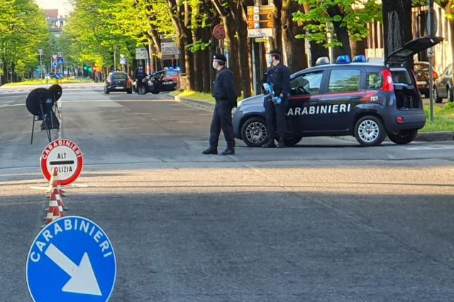 busto pasquetta controlli carabinieri