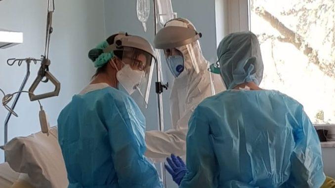 coronavirus ospedale busto