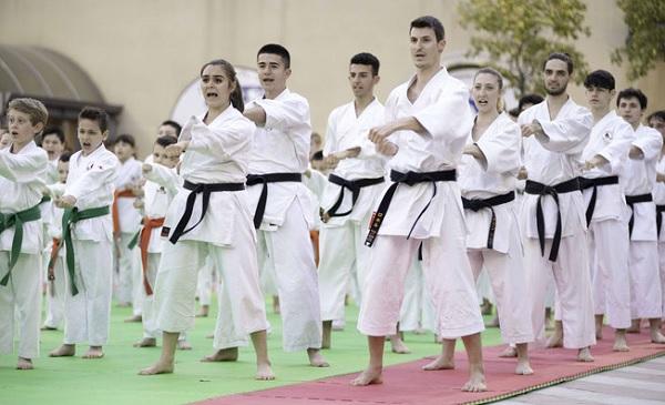 bustoarsizio budokan karate artimarziali