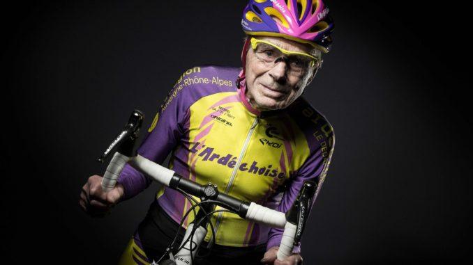 ciclismo pandemia robert marchand