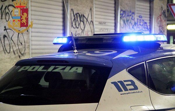 legnano ladro arrestato polizia