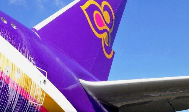 Thai Airways cassa integrazione
