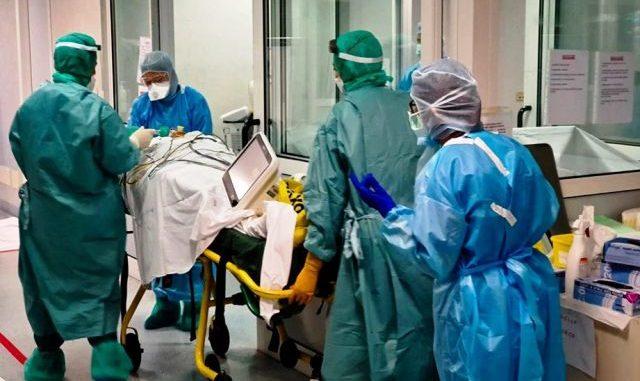 pazienti reparti Covid Varese