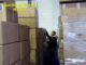 Importazione fraudolenta mascherine Malpensa