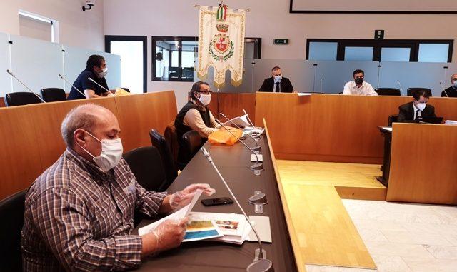 Gallarate consiglio comunale covid