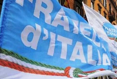 fratelli d'italia bandiera