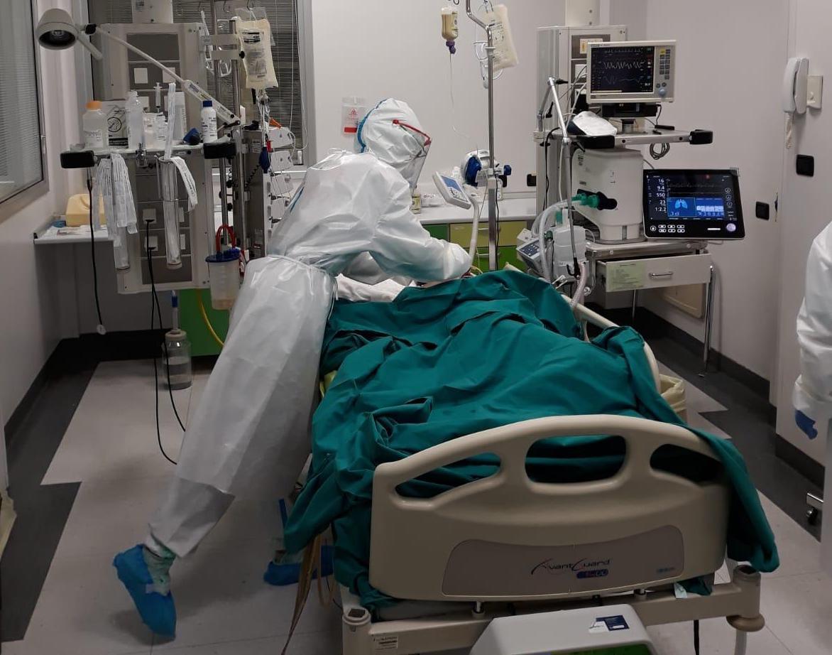 Busto covid emergenza ospedale busto