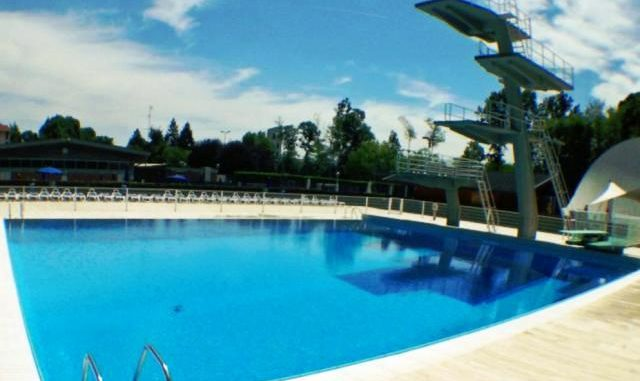 apertura piscina Moriggia Gallarate